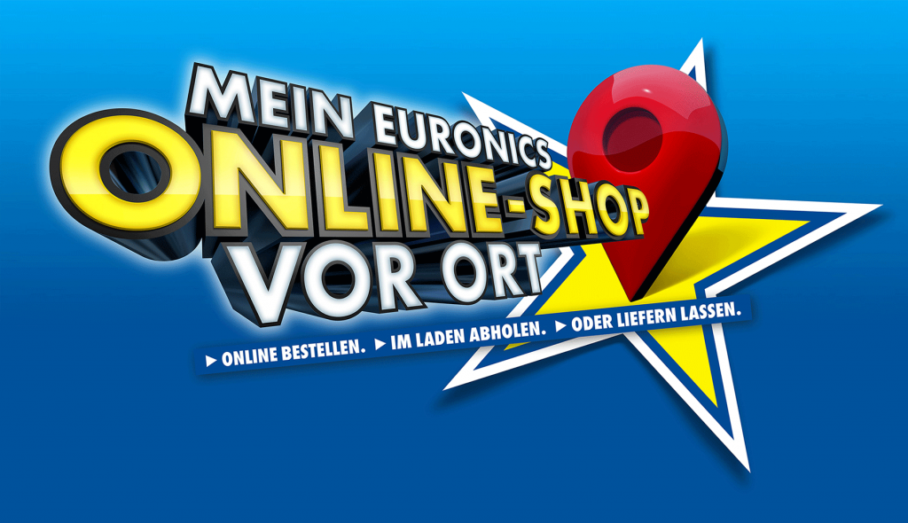 EURONICS Key Visual Online-Shop 1